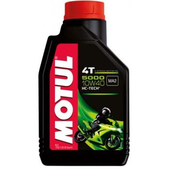Моторное масло Motul 5000 4T 10W-40 (1L)
