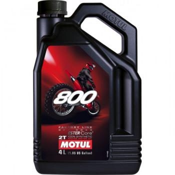 Моторное масло Motul 800 2T FL Off Road (4L)