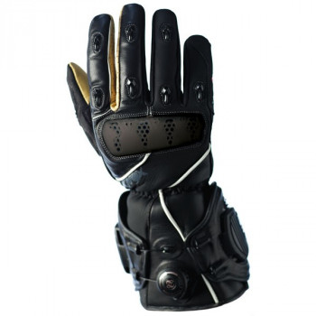 Мотоперчатки Knox Hand Armour Recon Black XL