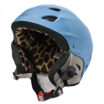 лыжный шлем фото
