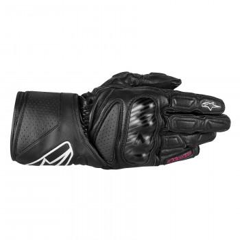 Мотоперчатки женские Alpinestars STELLA SP-8 New Black M