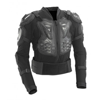 Моточерепаха FOX Titan Sport Jacket Black S