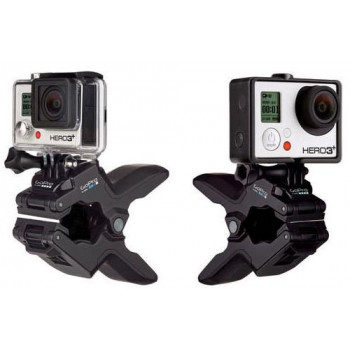 Крепление GoPro Jaws: Flex Clamp
