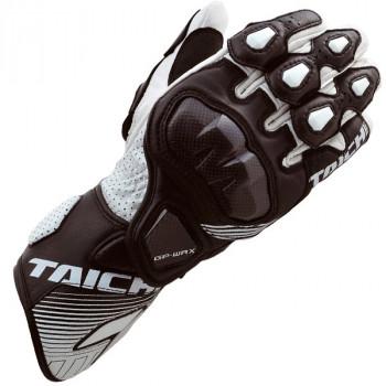 Мотоперчатки RS-TAICHI GP-WRX WHITE-BLACK M