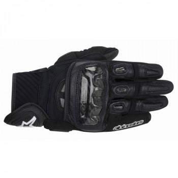 Мотоперчатки Alpinestars GP AIR кожа-текстиль BLACK M
