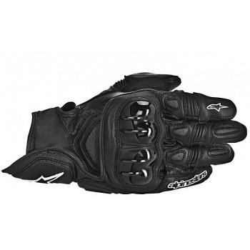 Мотоперчатки Alpinestars GPX кожа-текстиль BLACK L