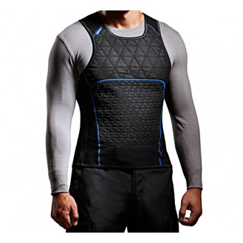 Жилет-кондиционер REVIT Cooling Vest Liquid Black 2XL