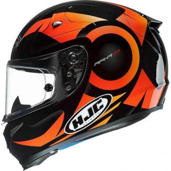 Мотошлем HJC RPHA 10 PLUS FURIA MC7 Black-Orange M