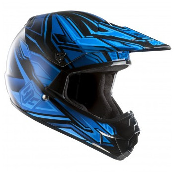 Мотошлем детский HJC CLXY FULCRUM MC2 Black-Blue M