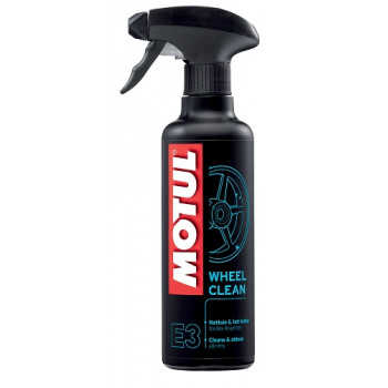 Средство для очистки колес Motul E3 Wheel Clean (0.4L)