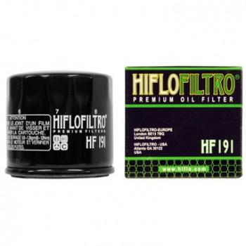 Фильтр масляный HiFloFiltro HF191