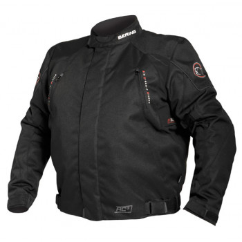 Мотокуртка Bering Otto Black 5XL