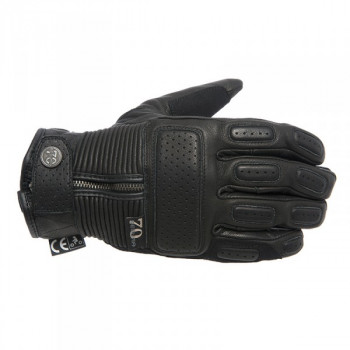 Мотоперчатки кожаные Segura Drakus Black T10