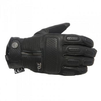 Мотоперчатки кожаные Segura Drakus Black T12