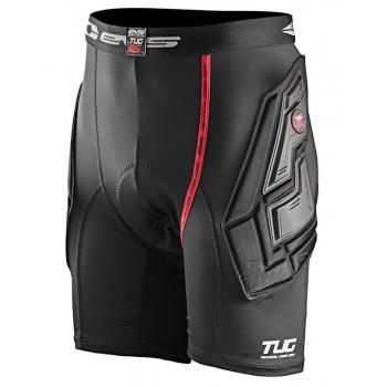 Защитные шорты EVS TUG IMPACT Black 2XL