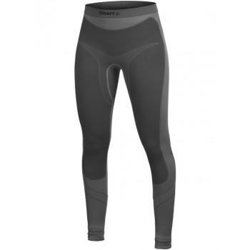 Термоштаны женские Craft Warm Underpant W Black-Iron XS (2014)