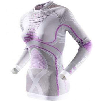 Термофутболка X-bionic Radiactor Evo Lady Shirt Long Sleeves XS (2014)