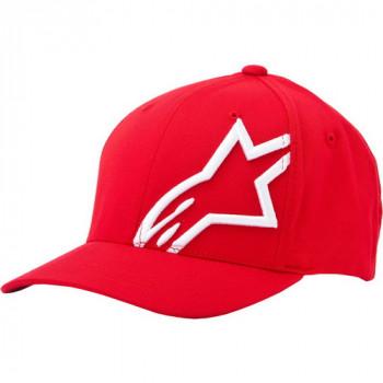 Кепка Alpinestars Corp Shift Red-White S-M