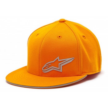 Кепка Alpinestars Goulburn Faltbill Orange S-M