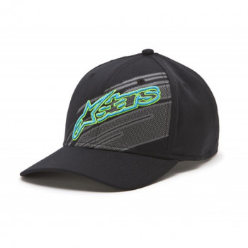 Кепка Alpinestars Starks Curved Black L-XL