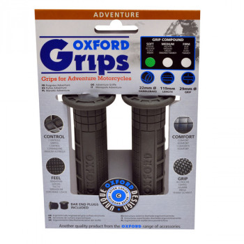 Моторучки Oxford Grips Adventure Soft
