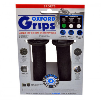 Моторучки Oxford Grips Sport Soft