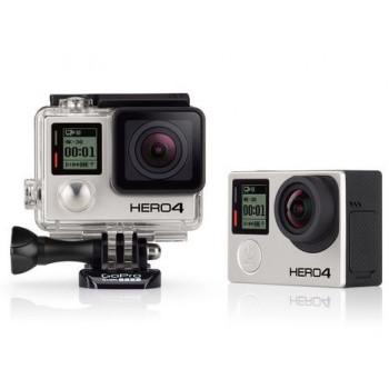 Экшн-камера GoPro HERO4 Black STANDARD (CHDHX-401-FR)