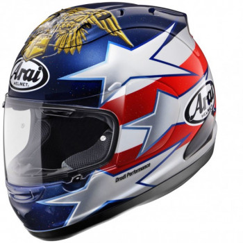 Мотошлем Arai RX-7 GP Edwards Indy S