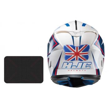 Бампер на шлем Oxford Carbon