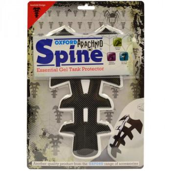 Наклейка на бак Oxford Arachnid Spine Carbon