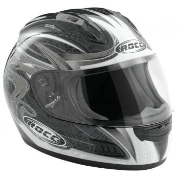 Мотошлем Rocc 300 Grey L