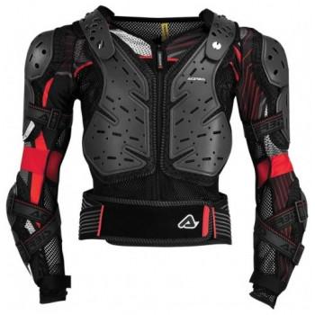 фото 1 Моточерепахи Моточерепаха Acerbis Net Koerta Black-Red L/XL