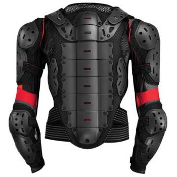 фото 2 Моточерепахи Моточерепаха Acerbis Net Koerta Black-Red L/XL