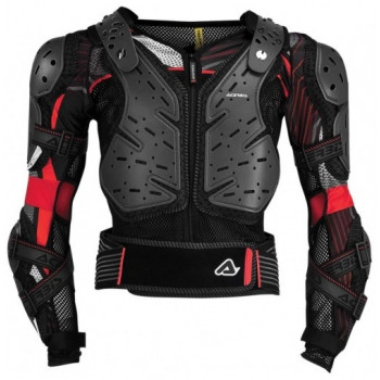 Моточерепаха Acerbis Net Koerta Black-Red 2XL