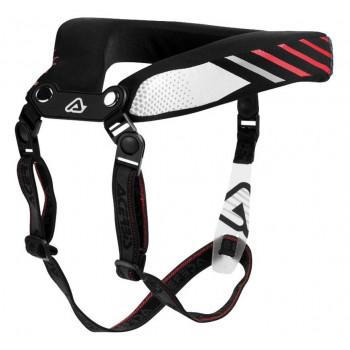 Защита шеи Acerbis Stabilizing Neck Brace 2.0 Black-Red-White