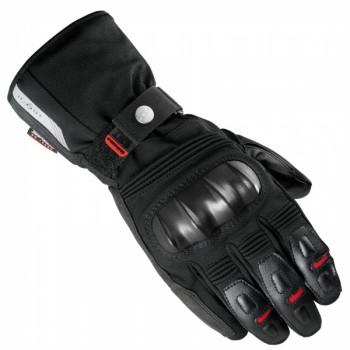 Мотоперчатки кожаные Spidi Submariner H2OUT Black M