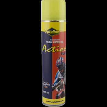 Аэрозоль для смазки фильтра Putoline Oil Action Fluid 600ml