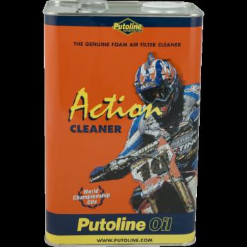 Жидкость для промывки фильтра Putoline Oil Action Cleaner 4l