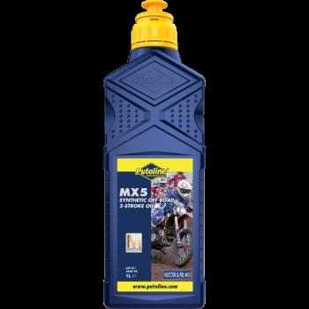 Maсло Putoline Oil 2-Т MX 5 1l
