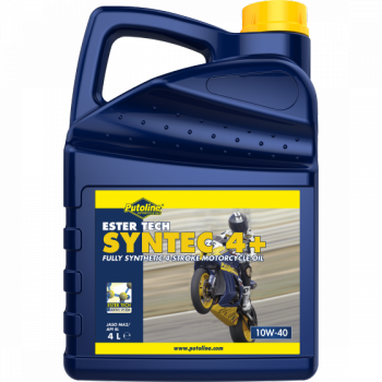 Масло моторное Putoline Oil Ester Tech Syntec 4+ 10W-40 4l