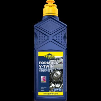 Масло моторное Putoline Oil Formula V-Twin 20W-50 1l