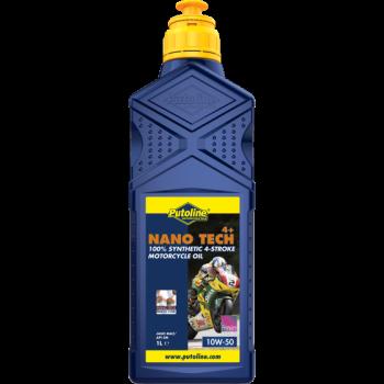Масло моторное Putoline Oil Nano Tech 4+ 10W50 1l