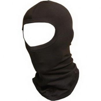 Лицевая мото маска Akito Balaclava Black Multisize
