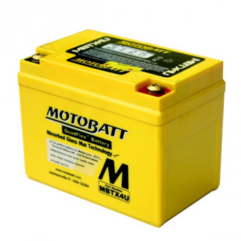Аккумулятор гелевый Motobatt MBTX4U 4,7Ah 70A