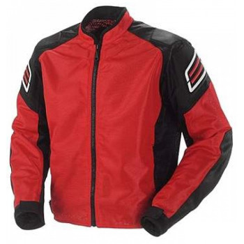 Мотокуртка Shift Airborne Jacket Red L