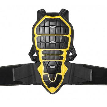 Мотозащита спины Spidi Back Warrior 170-180 Black-Yellow M