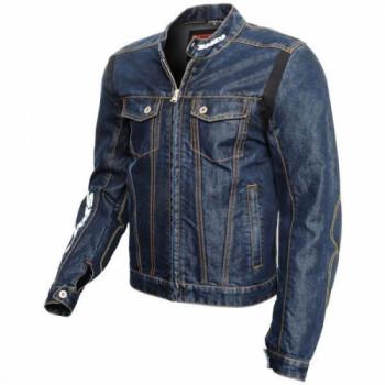 фото 1 Мотокуртки Мотокуртка текстильная Spidi Furious Jacket Blue M