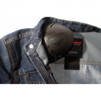 фото 3 Мотокуртки Мотокуртка текстильная Spidi Furious Jacket Blue M