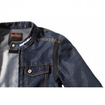 фото 4 Мотокуртки Мотокуртка текстильная Spidi Furious Jacket Blue M