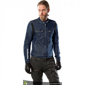фото 5 Мотокуртки Мотокуртка текстильная Spidi Furious Jacket Blue M